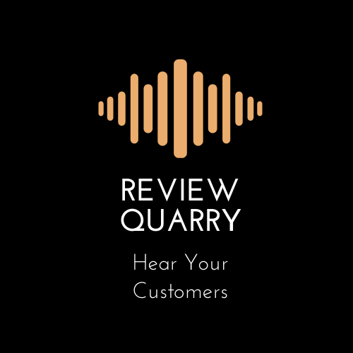 review quarry logo
