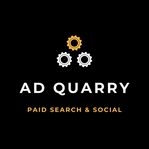 Logo for Ad Quarry Ads Management Service