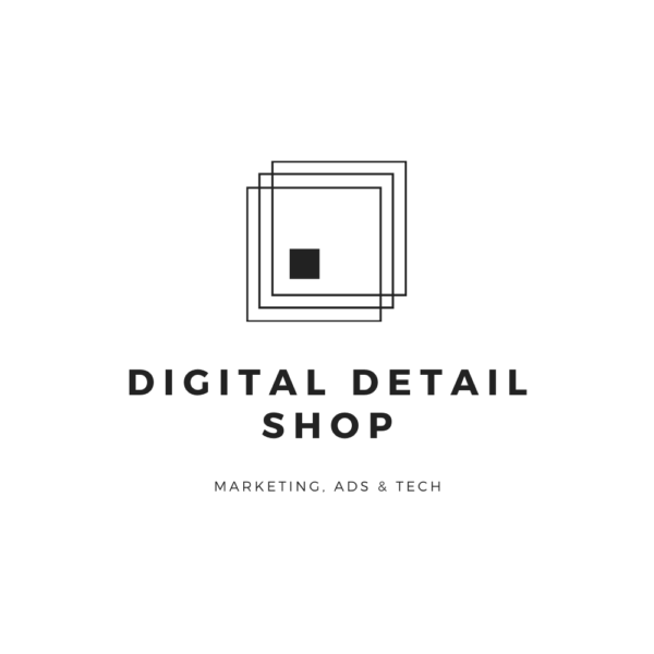 logo for digital detail shop